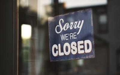 Obvestilo o začasnem zaprtju Centra ASPI
