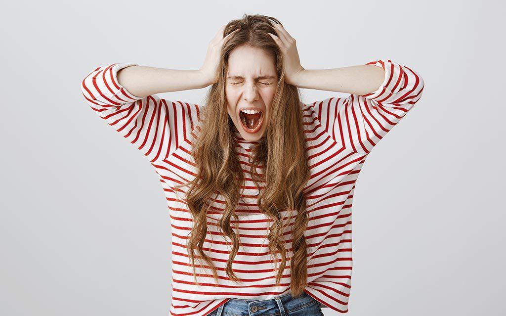 Se zaradi trenutne situacije počutiš nemotivirano, občutiš tesnobo ali stisko?