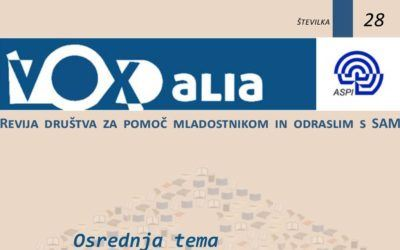 Vox Alia, poletje 2020
