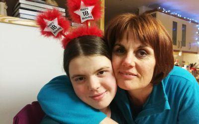 Mihaela Hozjan – starš osebe s SAM