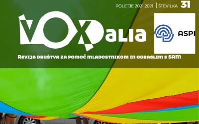 Vox Alia, poletje 2021